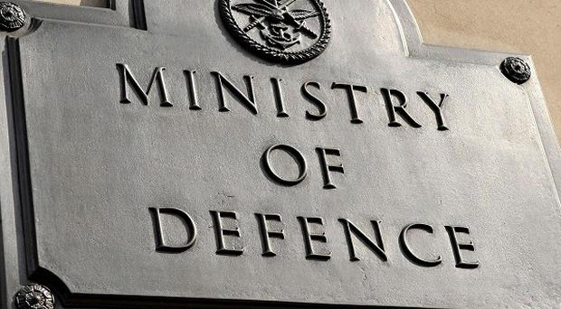 Two British service personnel have been shot dead by an Afghan National Army gunman