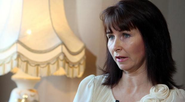 Nuala, mother of murdered Constable Ronan Kerr, spoke ahead of the first anniversary of the murder of the police officer