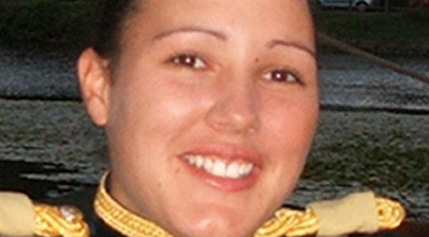 Captain Lisa Jade Head was the second female British soldier to be killed in Afghanistan