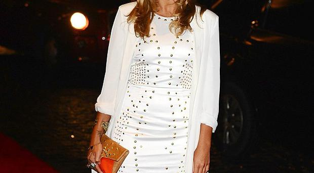 Caggie Dunlop says Plan B has been her 'mentor' as she tries to launch a music career