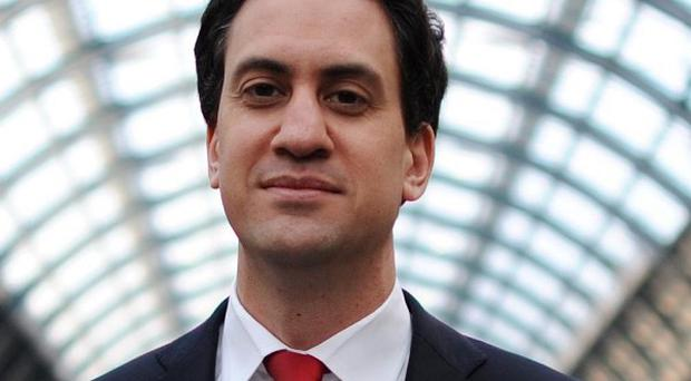 Ed Miliband is seeking to re-establish his party's economic credentials