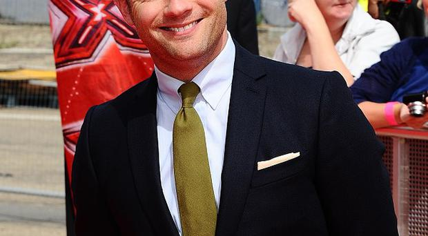 Dermot O'Leary said he really enjoyed watching The Voice