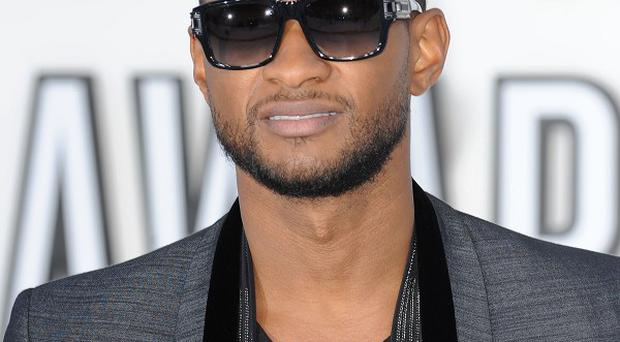 Usher is impressed with Adele as an artist