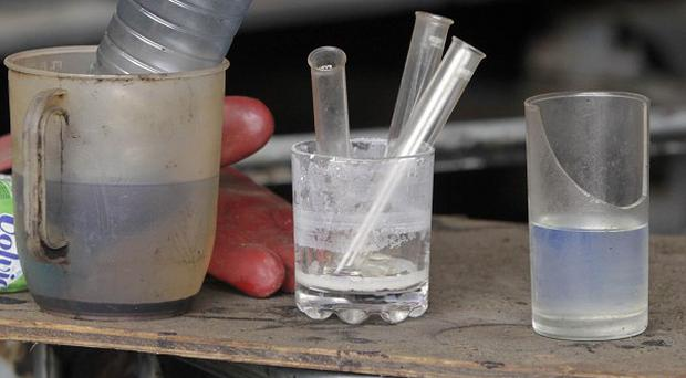 An oil laundering plant in Co Cavan could launder 10 million litres of fuel each year