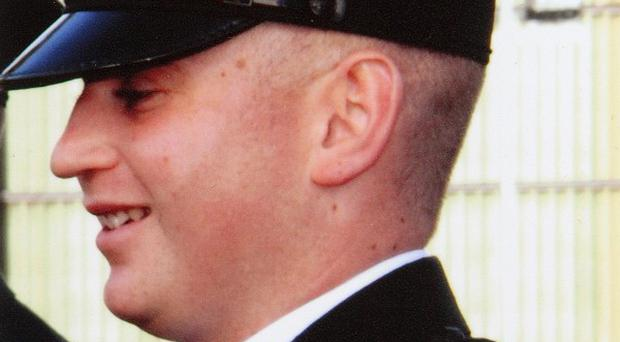 Constable Ronan Kerr was killed by a car bomb in Omagh on April 2, 2011
