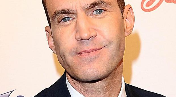 Johnny Vaughan will host a special radio show during the Olympics