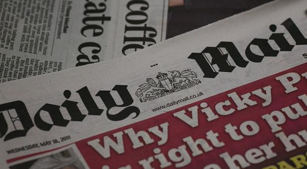 The Daily Mail and its Weekend magazine made the most requests for information to Steve Whittamore