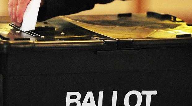The Bradford West by-election is being held