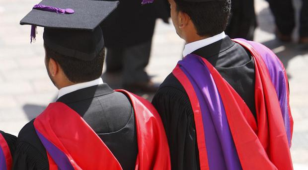 Figures show that around three in four universities will see student numbers fall
