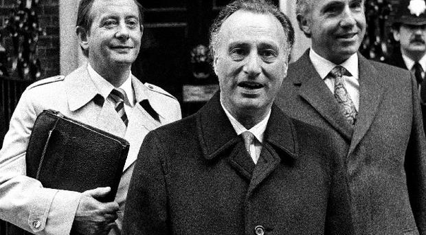 The late Paul Eddington played PM Jim Hacker in the original Yes, Prime Minister