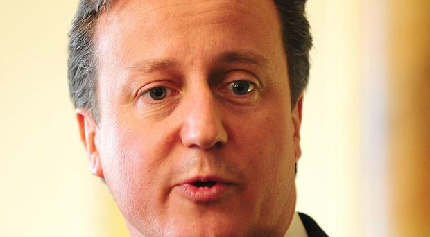 David Cameron said he wants people to have a choice of schools, hospitals and other public services