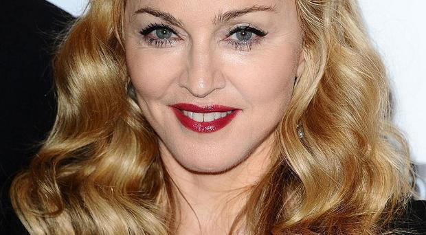 Madonna is not on Piers Morgan's 'wanted list'