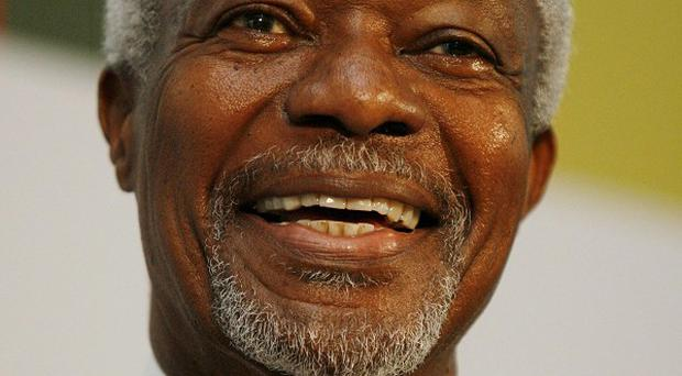UN envoy Kofi Annan has been attempting to broker a peace plan to end the violence in Syria