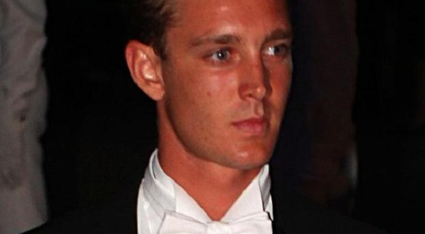 Prince Pierre Casiraghi was treated for facial cuts after an alleged bar brawl in New York City