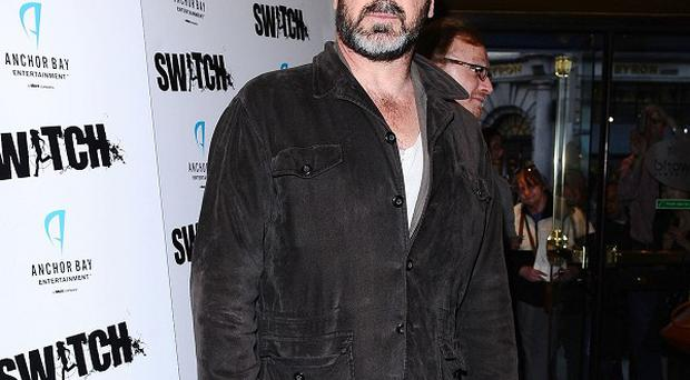 Eric Cantona learnt how to fight for the film