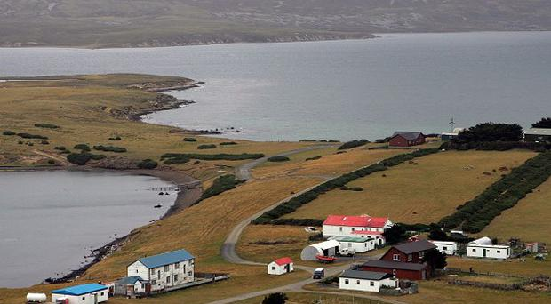 The Falkland Islands will one day belong to Argentina, a senior politician has said