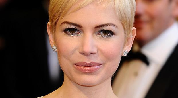 Michelle Williams is rumoured to be stepping out with Jason Segel