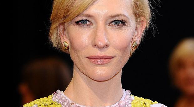 Cate Blanchett might be working on a new Woody Allen movie