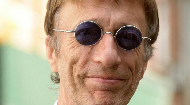 Bee Gees star Robin Gibb is recovering in hospital after another operation