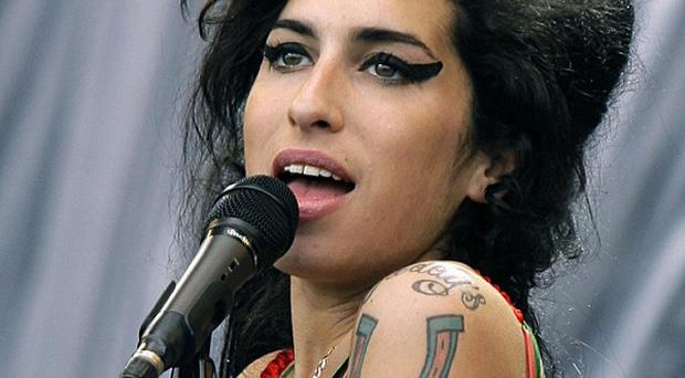Amy Winehouse died in Camden, north London last July