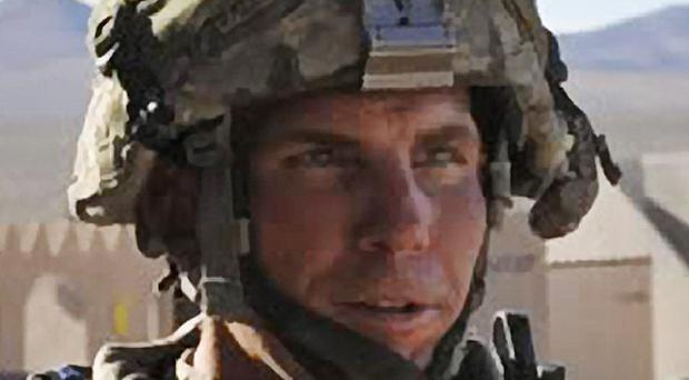 Staff Sgt Robert Bales is accused of killing 17 Afghan civilians (AP)