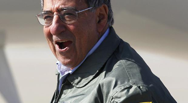 Leon Panetta said last year was a turning point for the war in Afghanistan (AP/Mike Blake)