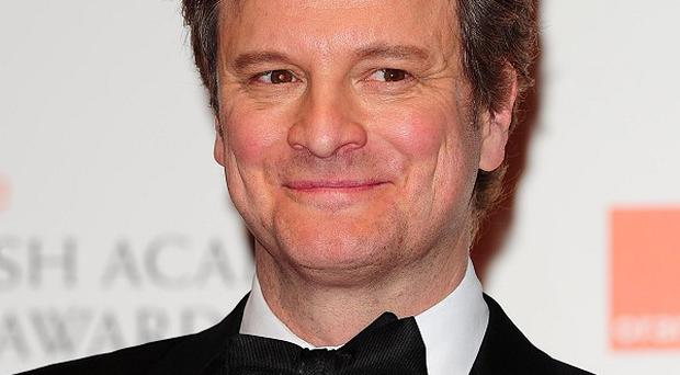 Colin Firth looks set to star in Untouchable