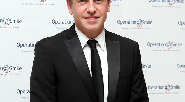 Tim Lovejoy would like to have Princes William and Harry on Sunday Brunch