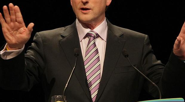 Taoiseach Enda Kenny told the Fine Gael Ard Fheis that the household charge was needed to fund local services