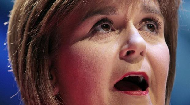 SNP deputy leader Nicola Sturgeon has criticised the Tories after more secret footage of former co-treasurer Peter Cruddas was released