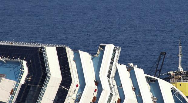 Some 32 people were killed in the Costa Concordia disaster (AP/Giorgio Fanciulli)
