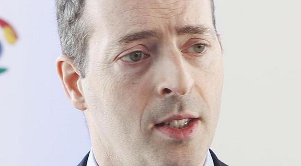 Ian Livingston may be in line to receive a five million pound windfall