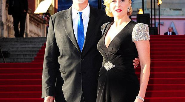 Kate Winslet said James Cameron only lost his temper for good reasons
