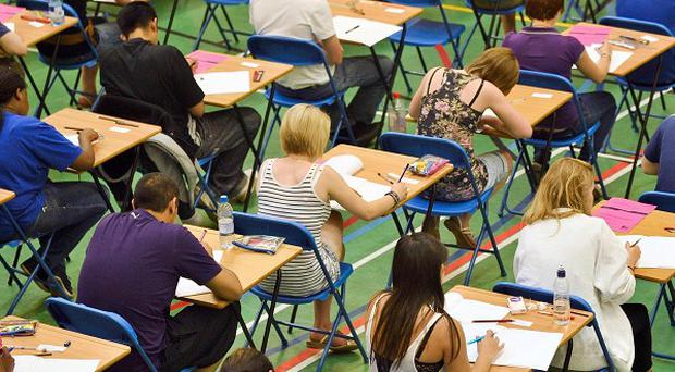An Association of Teachers and Lecturer survey suggests teachers feel under increasing pressure to ensure pupils pass exams