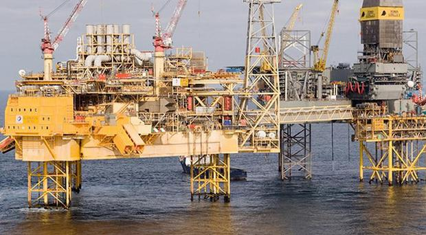 Total's Elgin PUQ platform was evacuated after a gas leak (TOTAL E and P UK Ltd)