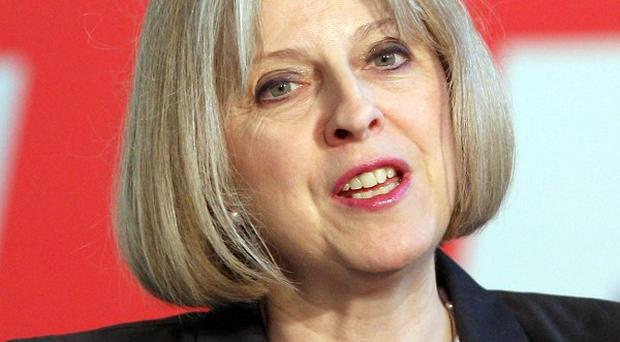 Home Secretary Theresa May said ordinary people would not be targeted under plans to monitor all calls, texts and internet activity