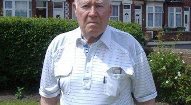 William Davis was found dead at his house in Willenhall on Sunday