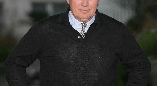 Martin Sheen could be joining his son Charlie on the small screen