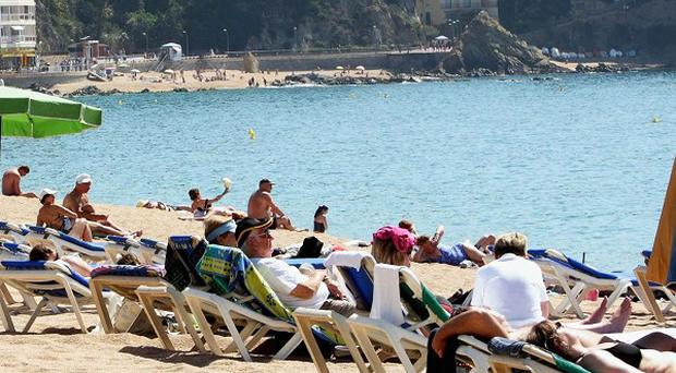 Spain is the most popular destination for Britons travelling abroad over Easter, Abta has said
