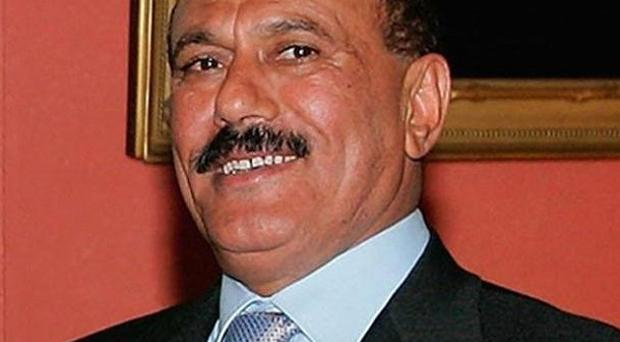 Yemen's uprising, inspired by Arab Spring revolts elsewhere, forced longtime president Ali Abdullah Saleh out of office in February