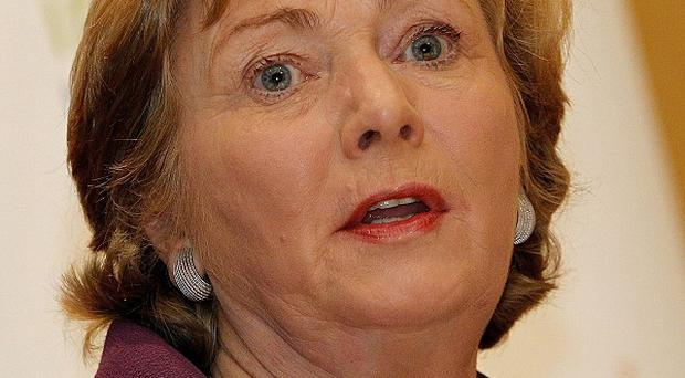 Frances Fitzgerald says funding has been secured to complete the National Children Detention Facility near Lusk
