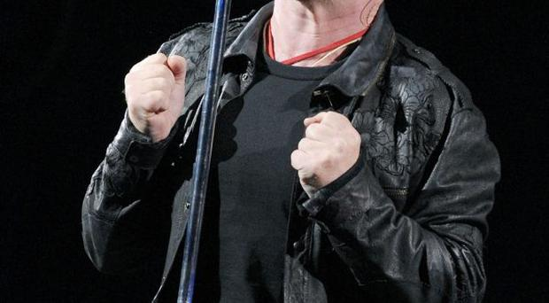 U2 stars are investing in an internet storage firm