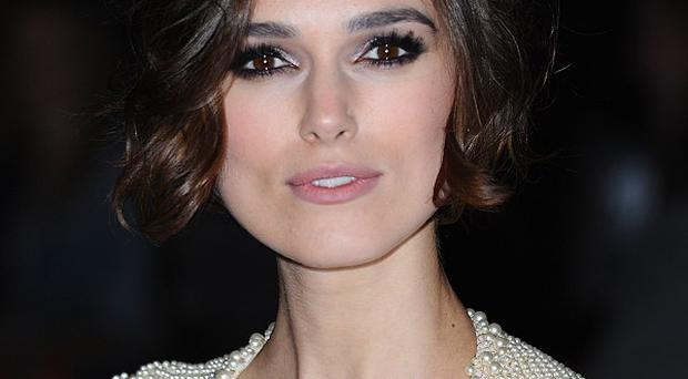 Keira Knightley said she wanted to try a lighter role