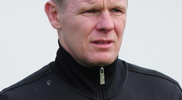 On show: Mark McCall is part of Saracens' success story