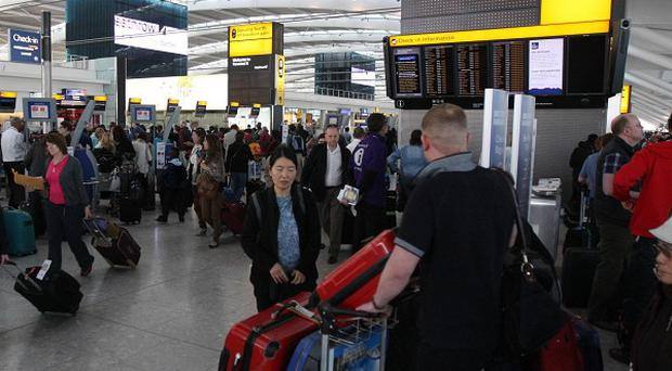 Airlines warned staff shortages over Easter would lead to 'unacceptable' delays at Britain's airports