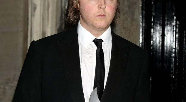James McCartney has discussed forming a band with the other sons of The Beatles