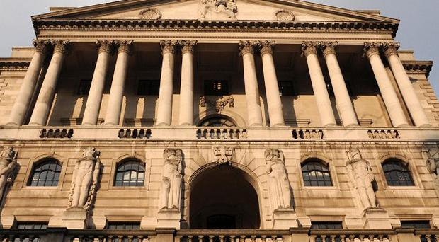 The Bank of England is expected to keep quantitative easing at 325 billion pounds