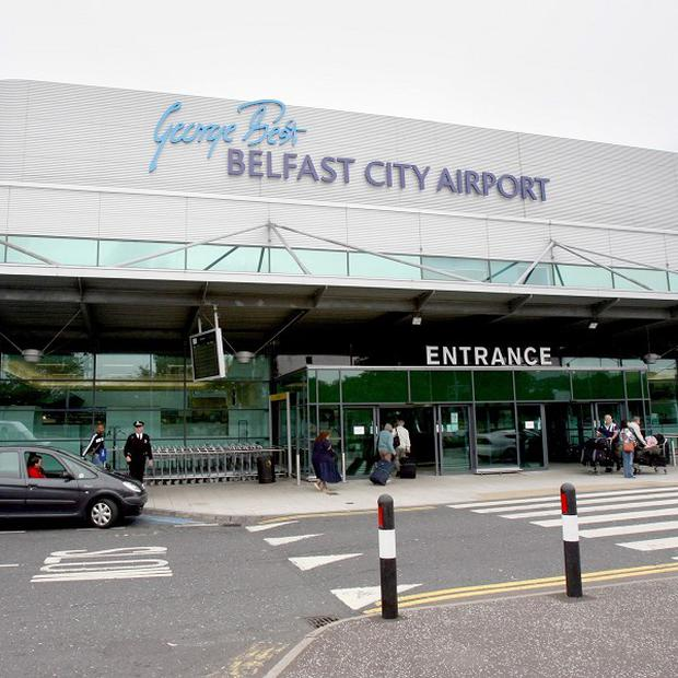 The George Best Belfast City Airport