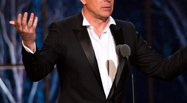 Bruce Willis said he could be willing to give away his Idaho ski resort (AP)