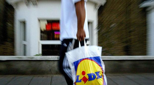 Research suggests people who shop at discount supermarkets such as Lidl are likely to be heavier than those shopping at expensive city centre stores